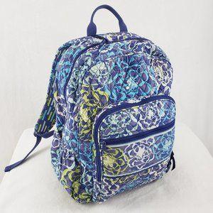 Vera Bradley floral quilted bakpack